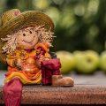 gardening doll